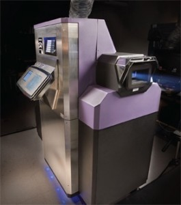 Kodak Laser Projection System