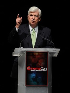 Chris Dodd At CinemaCon 2011