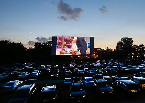 Scarborough drive-in